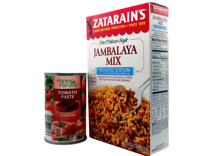 Food labels nutrition