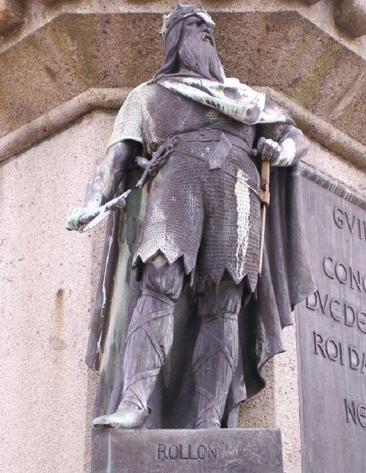 Vikings Rollo of Normandy