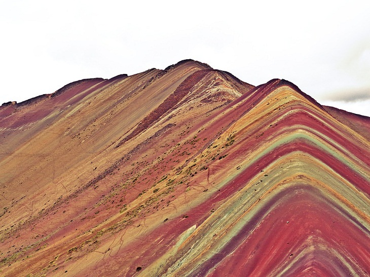 Rainbow Mountain of Peru