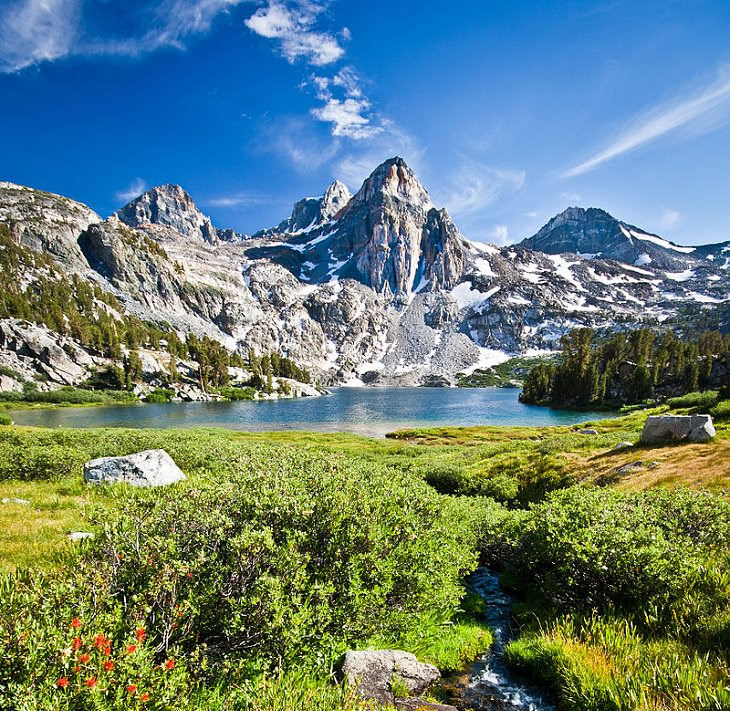 UNESCO World Network of Biosphere Reserves and their tourist attractions and activities from across the United States, America, US, Sequoia and Kings Canyon National Parks, California