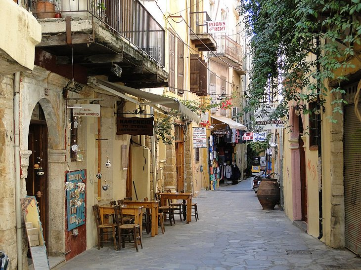 Most ancient cities across the world that can be visited even today, Chania, Greece