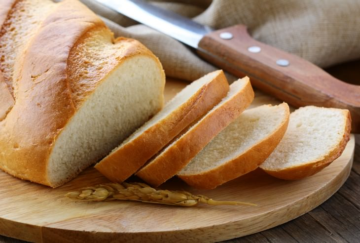 Easy and Delicious Microwave Bread Recipe white bread