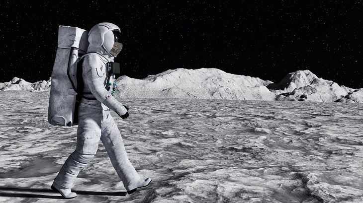 Jules Verne imagined a man on the moon
