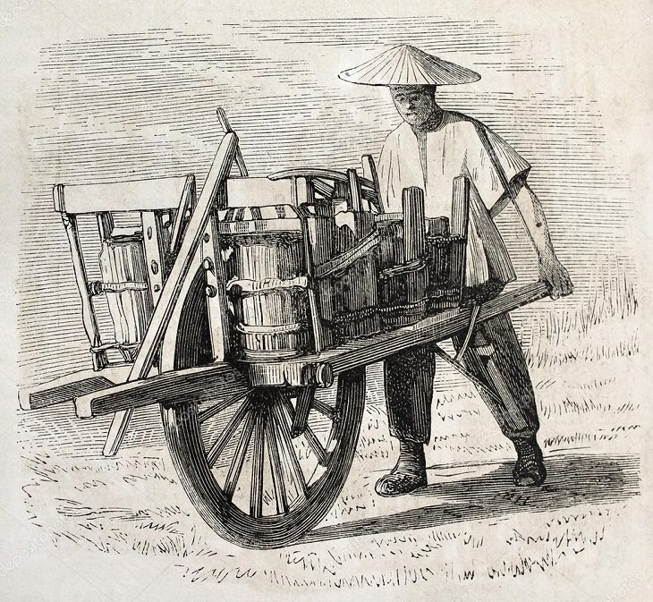 The Wheelbarrow, Inventions from China's Han Dynasty