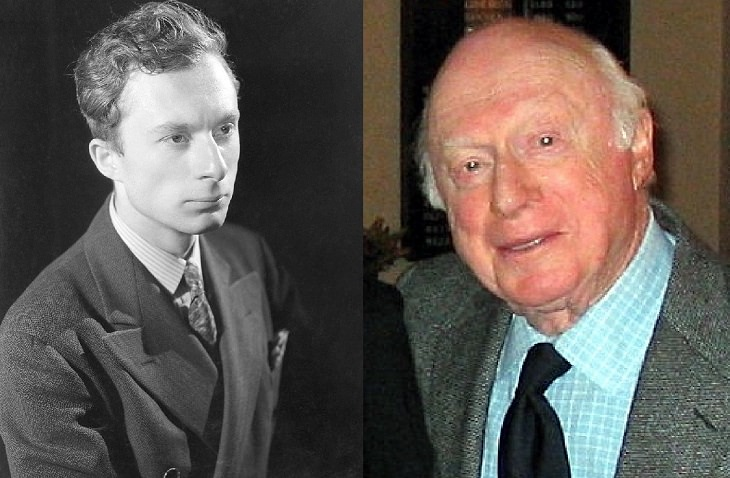 Oldest living actors from the Golden Age of Hollywood, Normal Lloyd