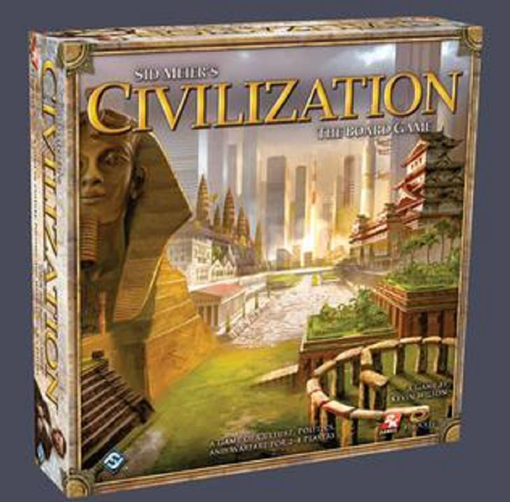 Fun lesser known board games to play with the family, Civilization