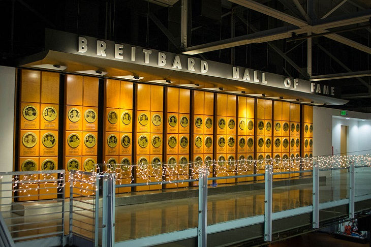 Interesting Sports and Athletics Halls of Fame You Didn't Know Existed, The Breitbard Hall of Fame, largest American multi-sport museum