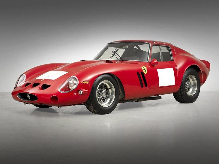 Most expensive and iconic sports memorabilia ever purchased,1962 Ferrari 250 GTO