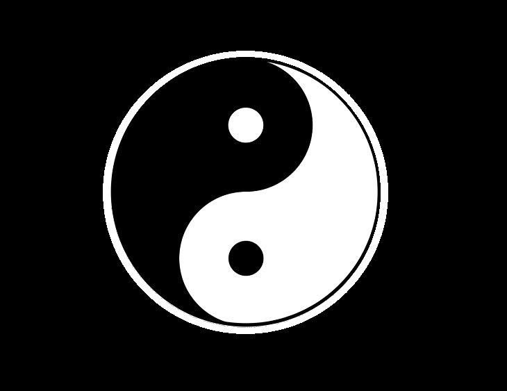 The origins, historyand meanings of famous and well-known symbolsand signs, yin and yang