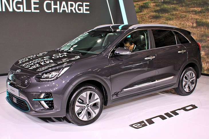 Top models of eco-friendly cars, like hybrids, electric cars (EV) and plug ins, released in 2020, 2020 Kia Niro
