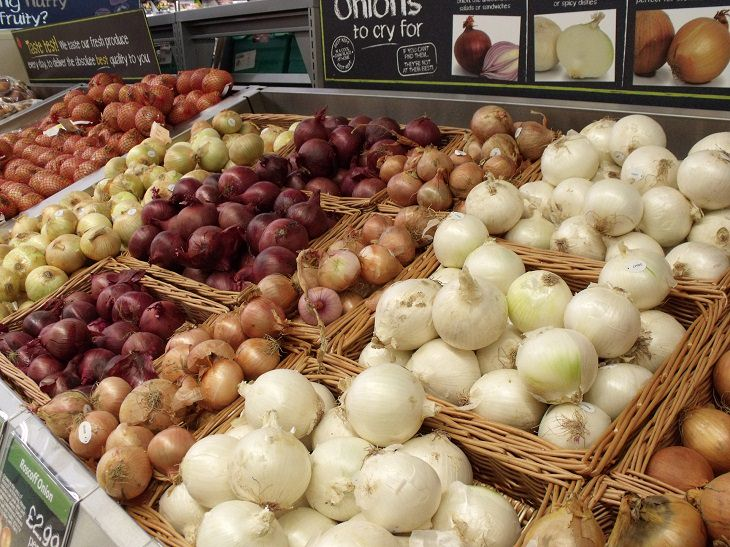 CDC Links shipment of onions from Thomas International Inc., and other brands to salmonella outbreak