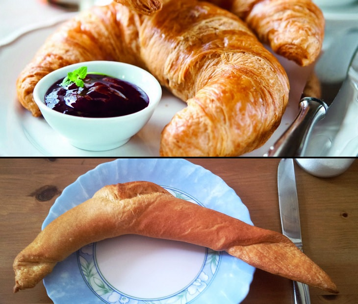 Hilarious baking fails and first attempts at quarantine baking that ended in disaster croissant