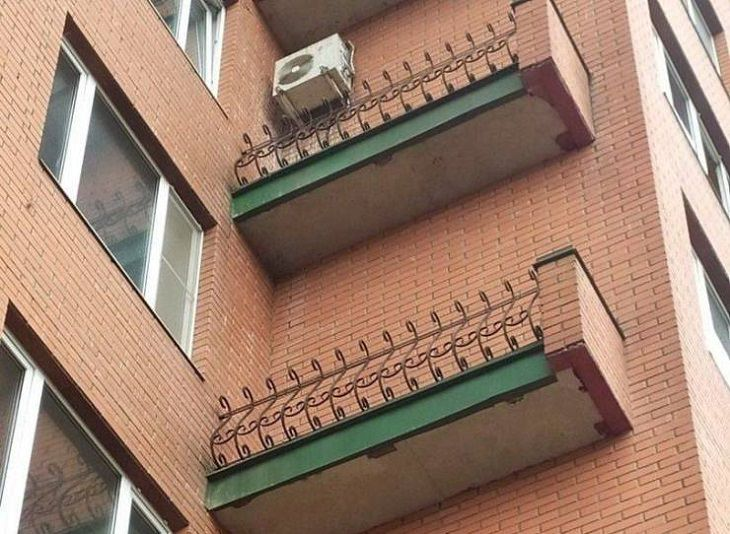 Hilarious construction mistakes and design fails