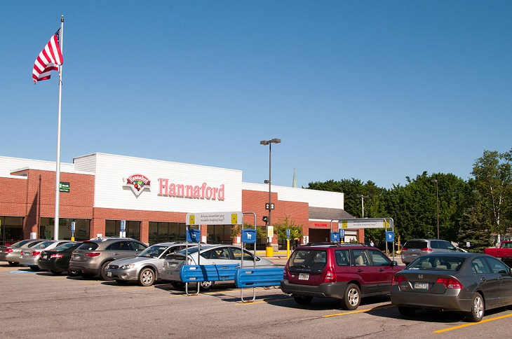 The world's most famous and largestcyber crimes, Hannaford Brother's Co.