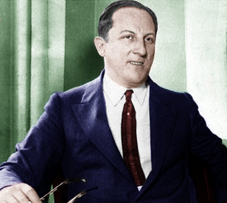 Most notorious mobsters and gangsters in organized crime, Arnold Rothstein