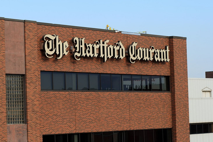Oldest American companies and businesses from the 18th century, The Hartford Courant, 1764
