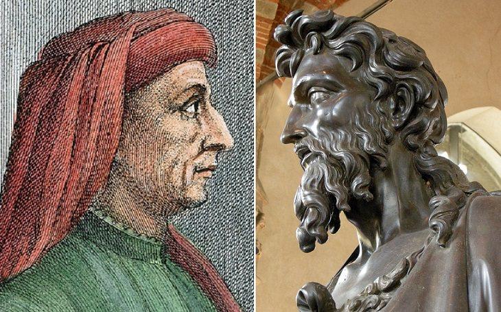 Greatest rivalries in art history, Filippo Brunelleschi and Lorenzo Ghiberti