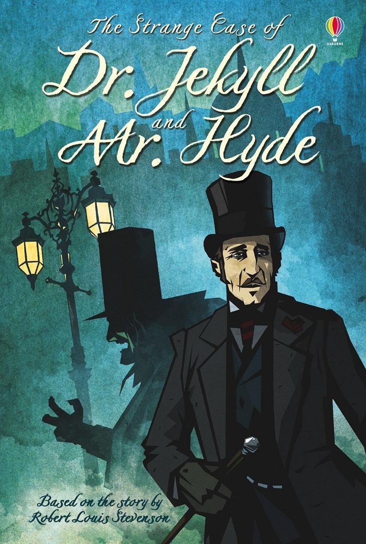 Short Classic Books, The Strange Case of Dr. Jekyll and Mr. Hyde by Robert Louis Stevenson