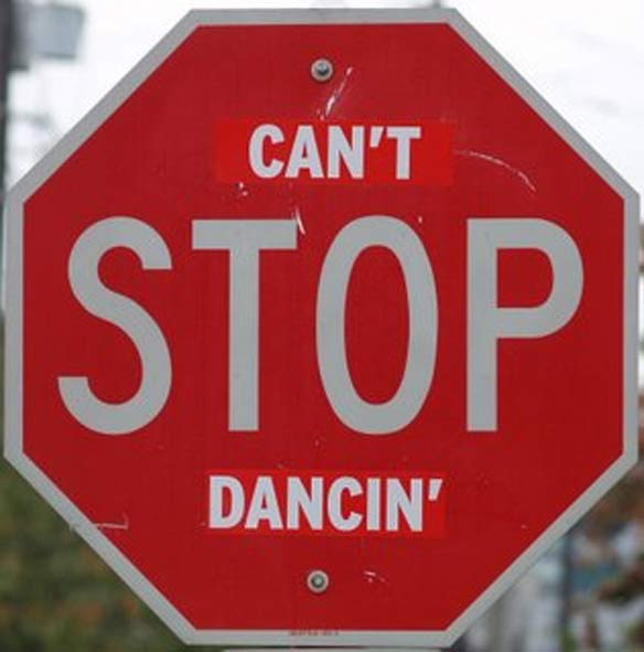Stop Sign Graffiti