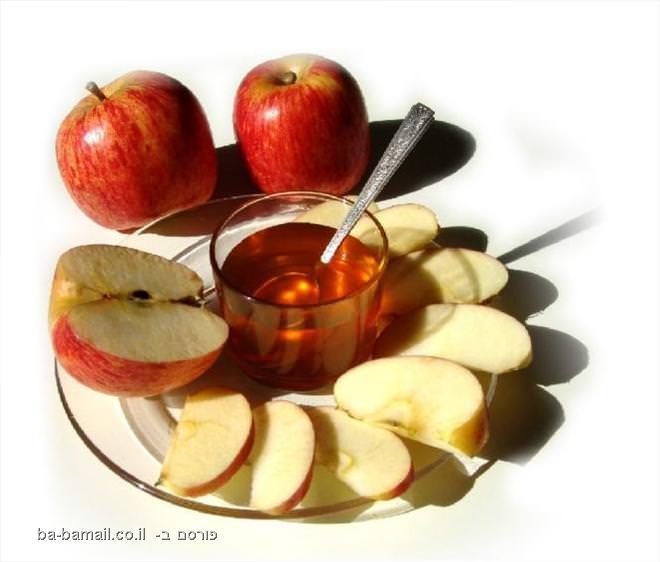 Apple, honey, apple and honey cake, apple cake recipe