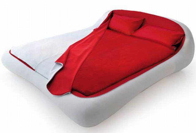 zipper bed