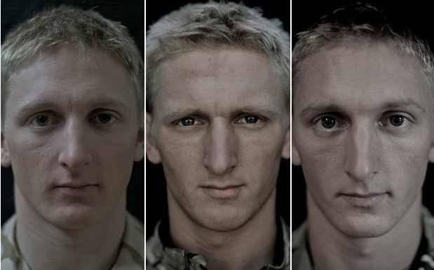 The Faces of War and Peace - Fascinating!