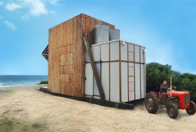 mobile beach house