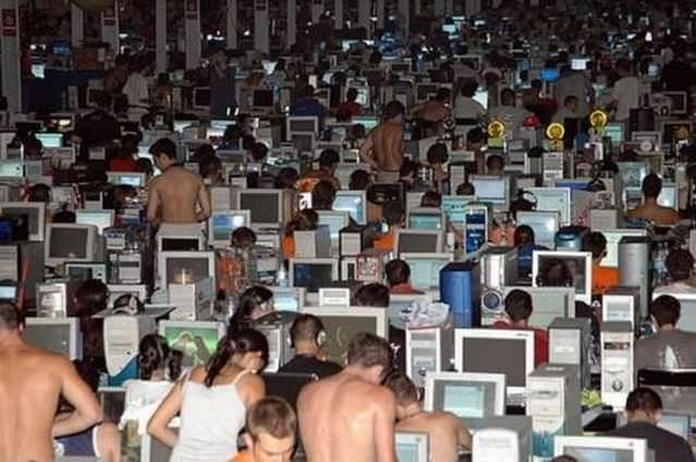 computer addicts