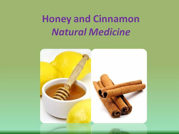 honey and cinnamon medicine
