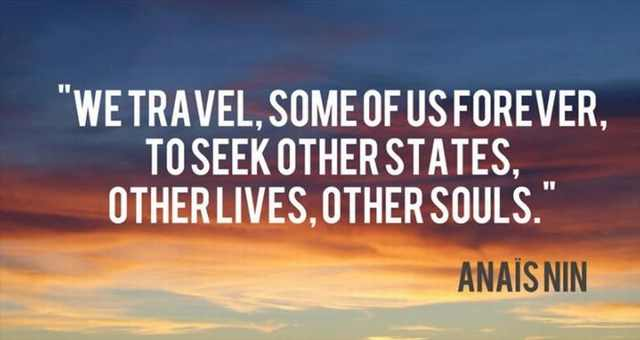 quotes about travel
