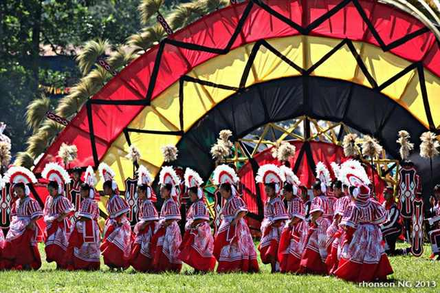 The Fabulous Philippine Festival of the 7 Tribes | Travel