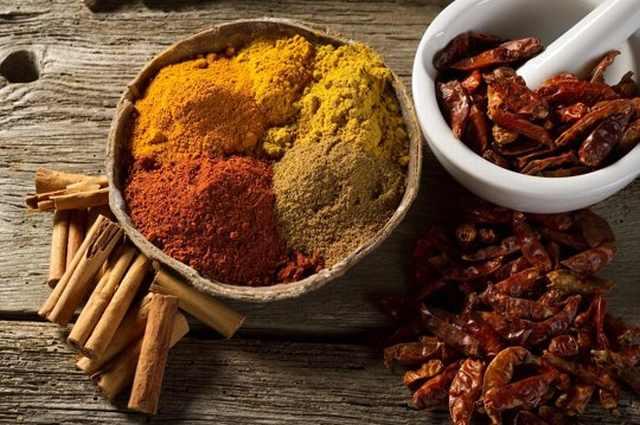 world spices