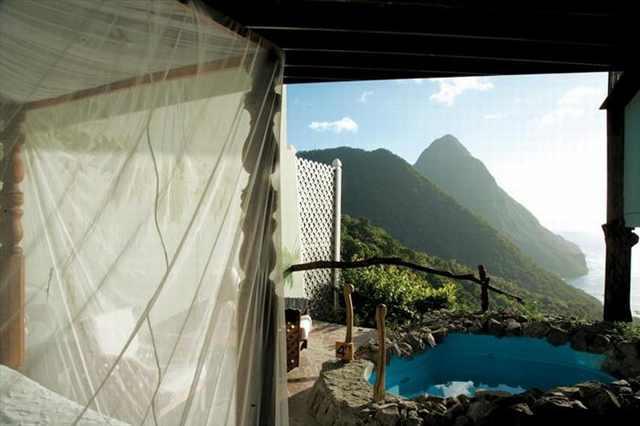 open wall resort