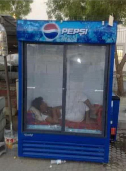 summer too hot
