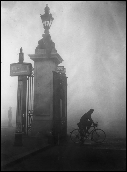foggy old london