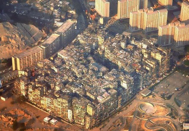 kowloon city photos