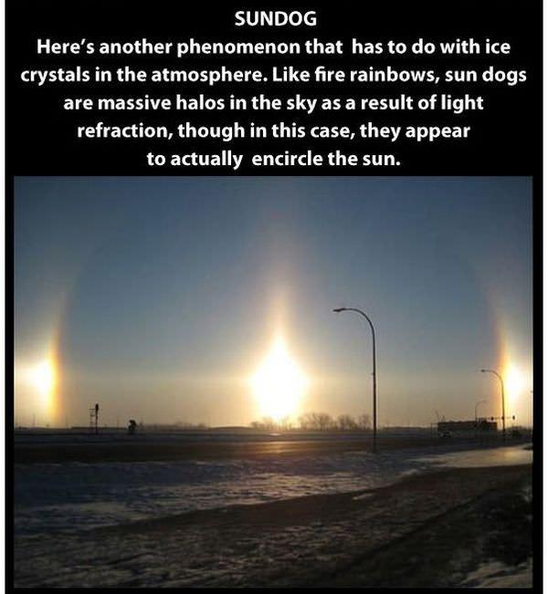 weird natural phenomena
