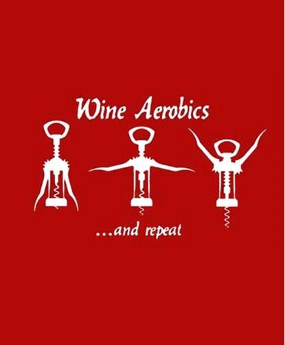 funny wine photo