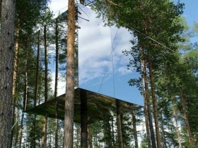 10 Bizarre Looking Places
