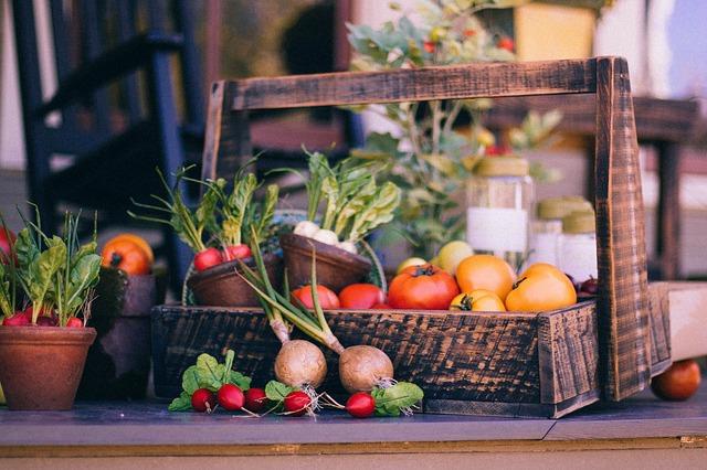 Winter Herbs & Veggies
