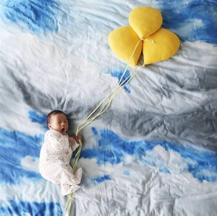 25 Adorable Photos of Baby Sleeping
