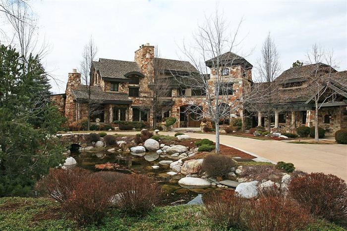 15 million dollar house