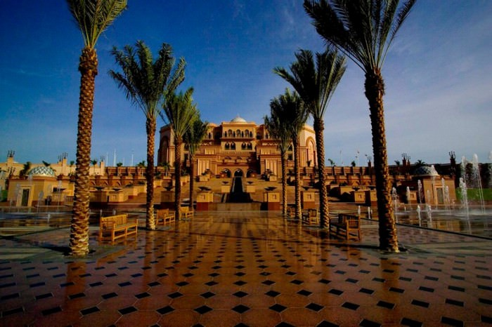 luxury middle east hotels