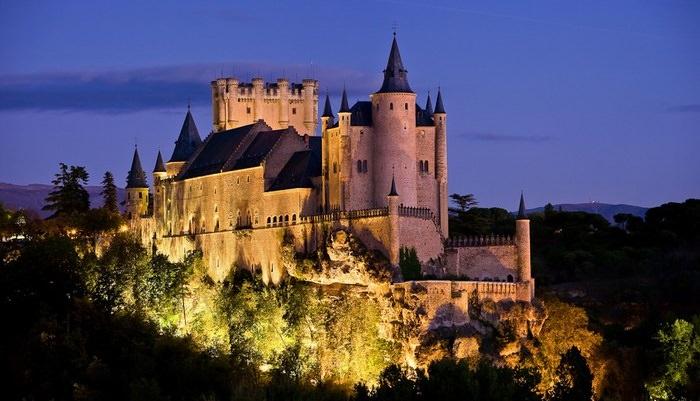 Όμορφα κάστρα