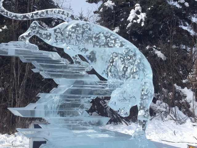Ice Sculptures