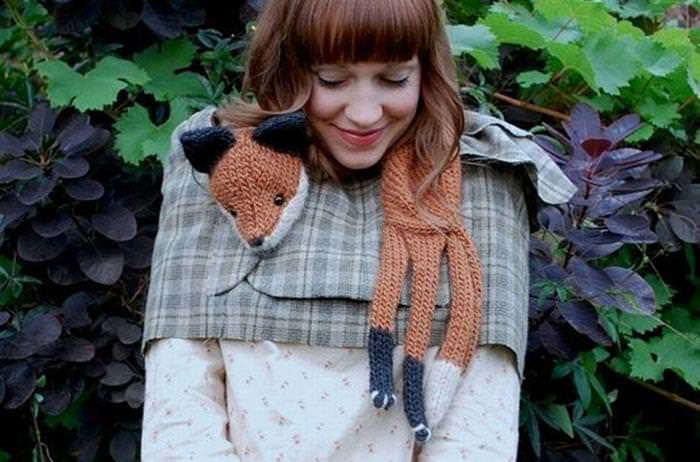 22 Creative Scarves That Will Keep You Warm