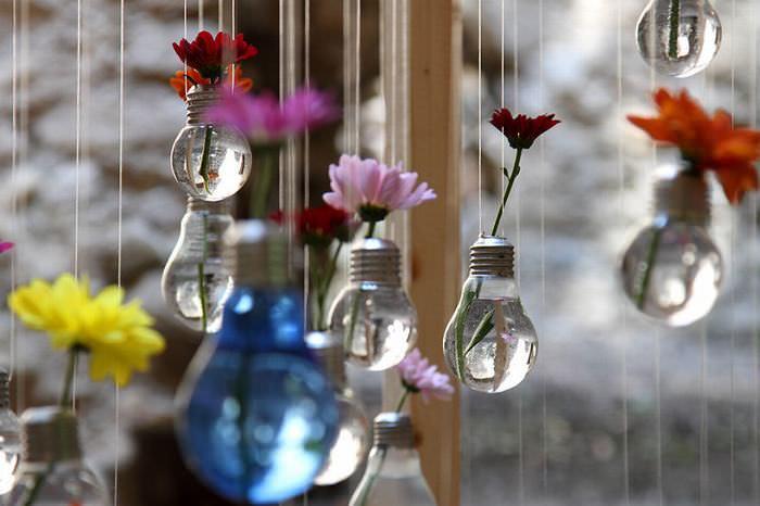 Light Bulb Recycling Ideas