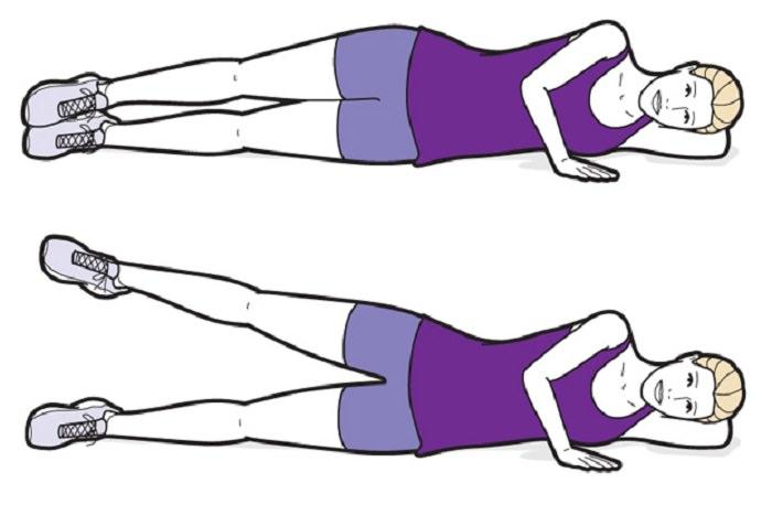 4 ejercicios para una caminata sin dolor