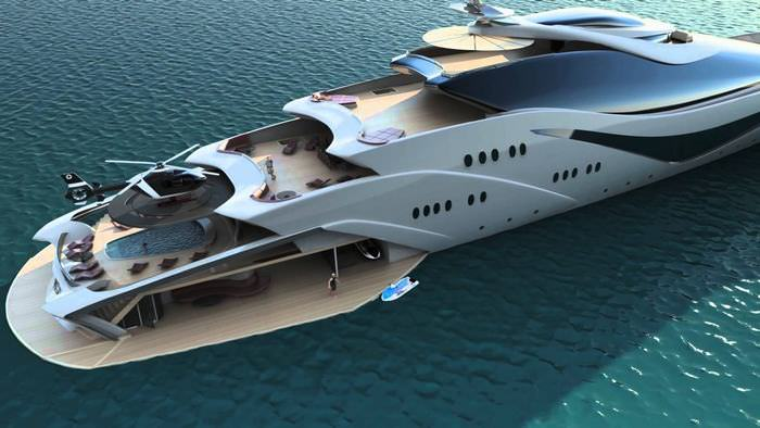 10 Luxury Yachts Project Magnitude