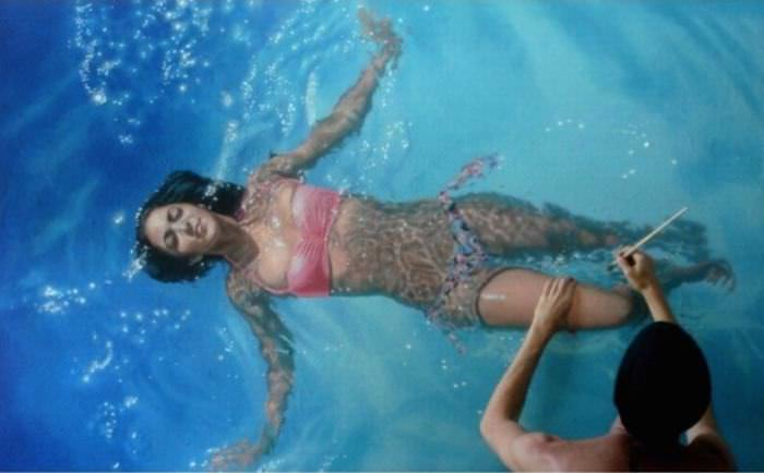 This Artists Impressive Paintings Pop Out of Their Canvas...